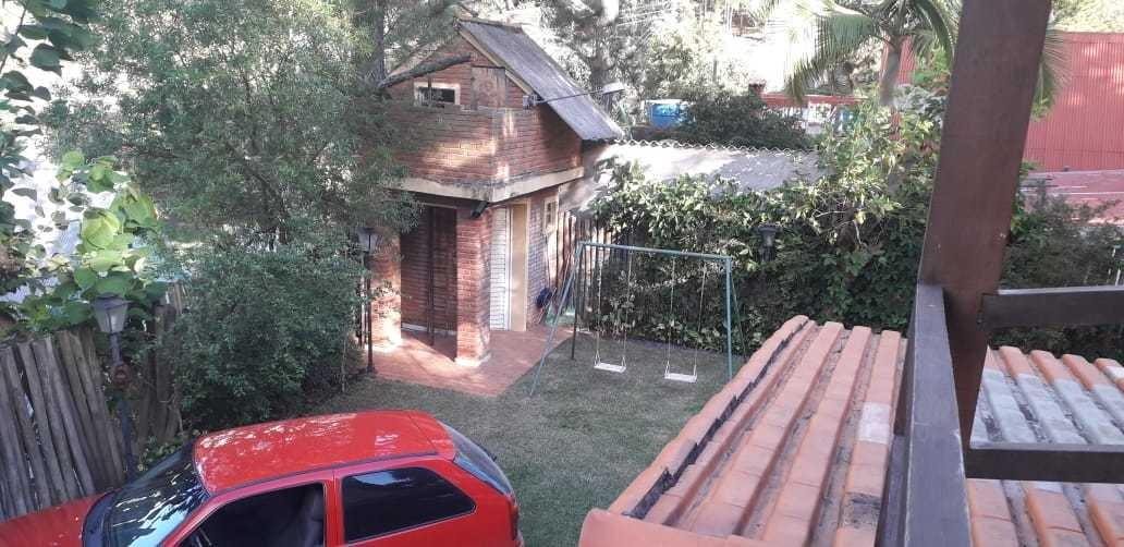 chácara em condomínio com área de 450 m², 01 suíte !!