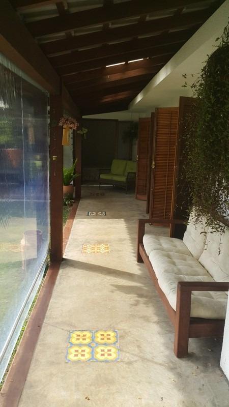 chácara em condomínio fechado cód: 1037