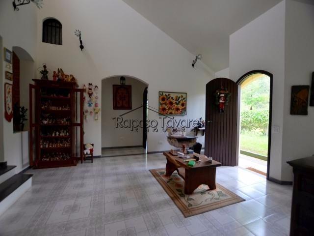 chácara em condomínio fechado em ibiúna / 1283