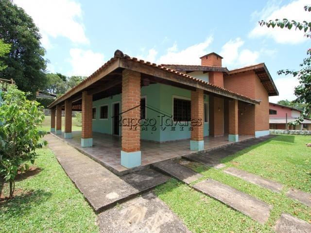 chácara em condomínio fechado em ibiúna / 1735