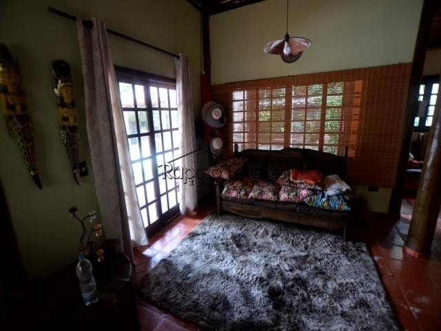 chácara em condomínio fechado em ibiúna / 1987