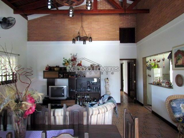 chácara em condomínio fechado em ibiúna / 483