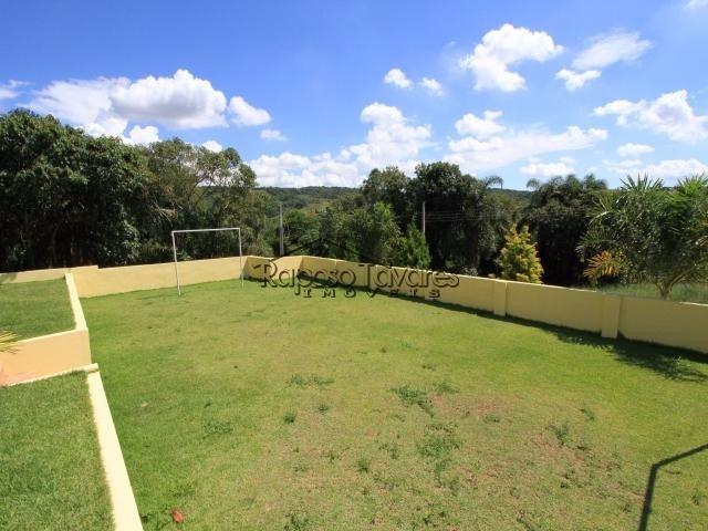 chácara em condomínio fechado em ibiúna / 772