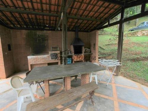 chácara em condomínio fechado em ibiúna/1734