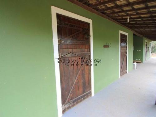 chácara em condomínio fechado em ibiúna/são roque 1276