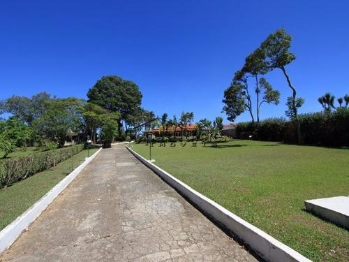 chácara em condomínio fechado em ibiúna/são roque  805