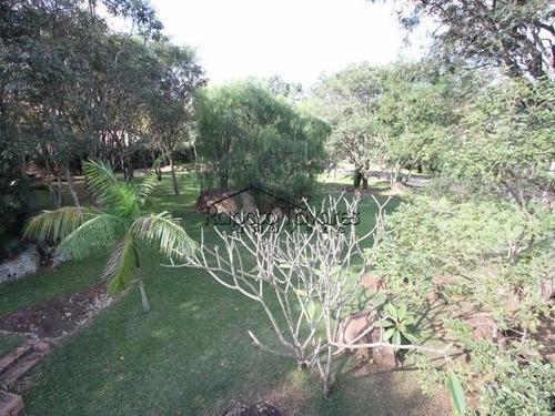chácara em condomínio fechado em ibiúna/são roque  934