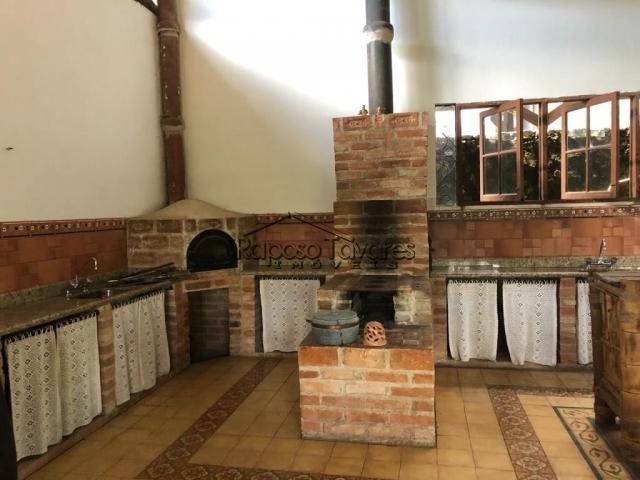 chácara em condomínio fechado em são roque / 2077
