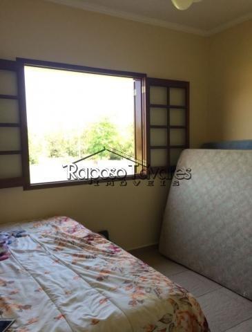 chácara em condomínio fechado porangaba/1809