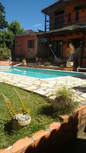 chácara em ibiúna 1.300 mts 2 casas, piscina, escritura ok!