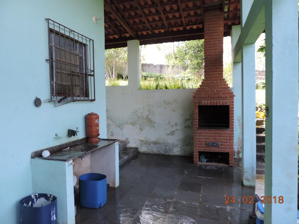 chácara em ibiúna com 1800m2 casa ampla - cod 1062