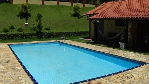 chácara em ibiuna com piscina 1.500 metros - 905l