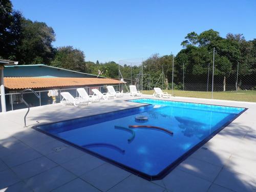 chácara em ibiúna linda lazer completo asfalto hidro piscina