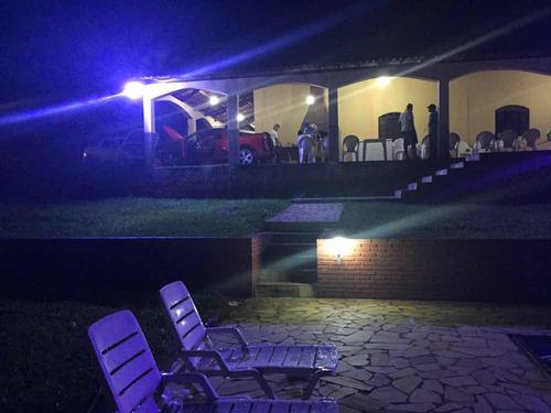 chácara em ibiúna locação temporada e fins de semana