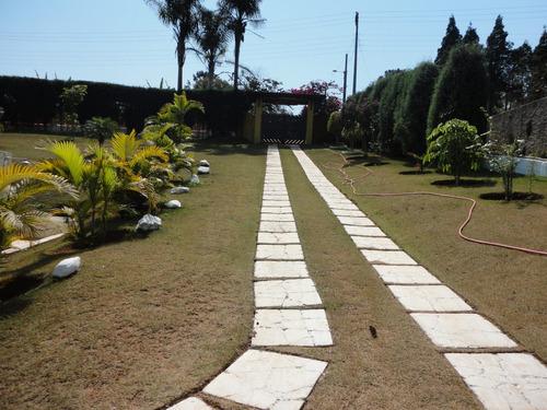 chácara em ibiúna: para eventos, temporada e final de semana