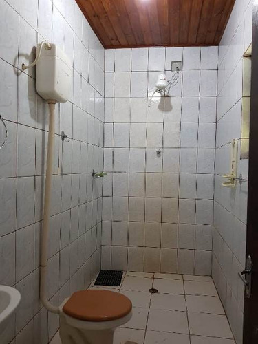 chácara em itanhaém, 2 dormitórios e piscina - ref 4500-p