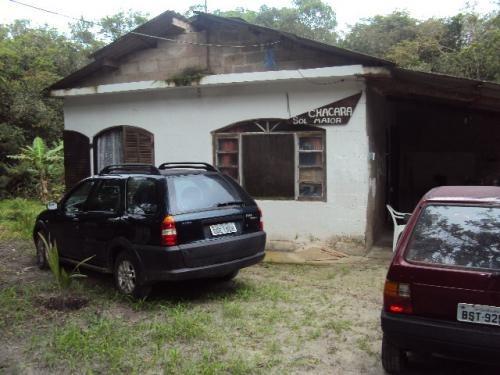 chácara em itanhaém com 3 dormitórios - ref 2036-p