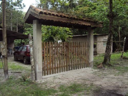chácara em itanhaém com 3 quartos, confira - ref 2036-p