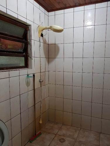 chácara em itanhaém, piscina e 2 dormitórios - ref 4500-p