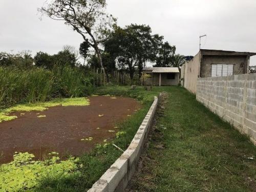 chácara em itanhaém-sp - 40 mil de entrada + parcelas!!!