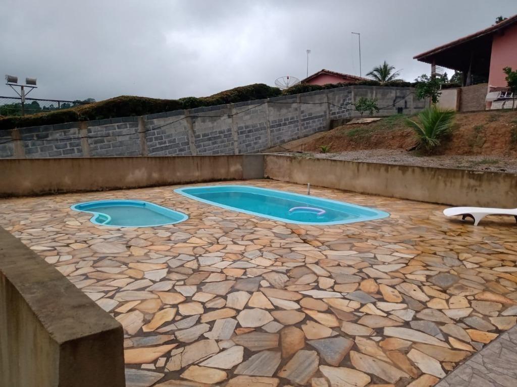 chácara em jardim cruzeiro, mairinque/sp de 400m² 3 quartos à venda por r$ 350.000,00 - ch528008
