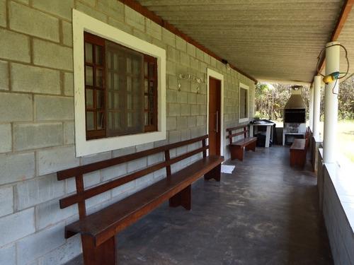 chácara em juquitiba 10.000 m² área plaina c lago