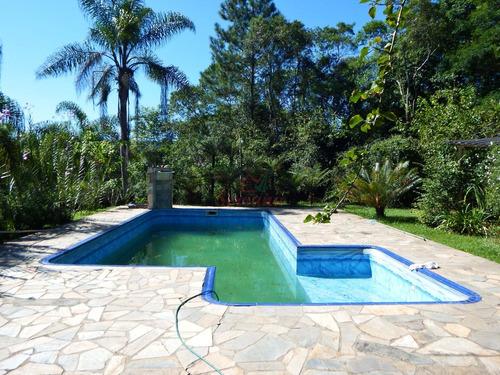 chácara em juquitiba 10.000 m² com lago e piscina