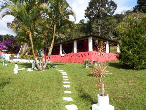 chácara em juquitiba 13.500 m² próxima a rodovia c piscina