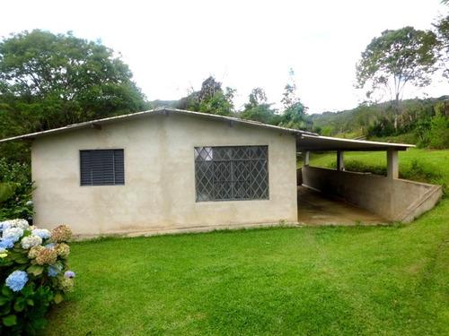 chácara em juquitiba / 1.600 m² / bosque / lago / pomar