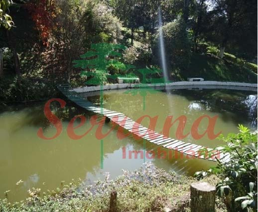 chácara em juquitiba 2 lagos ótima localização