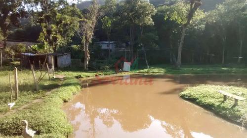 chácara em juquitiba 20.000 m² rico em água