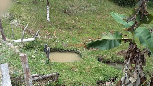 chácara em juquitiba 5.000 m² 2 lagos e piscina