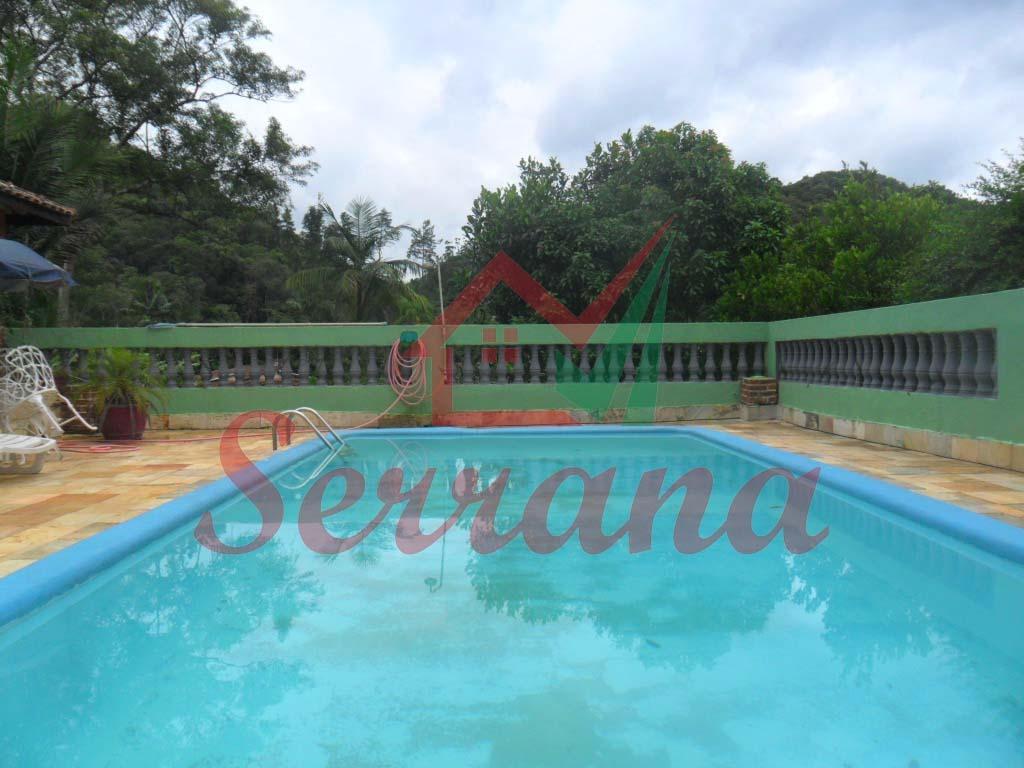 chácara em juquitiba bem localizada c piscina e churrasco