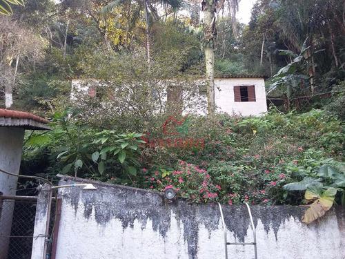 chácara em juquitiba bem localizada e com lago
