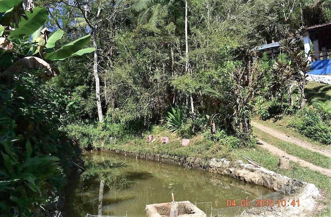 chácara em juquitiba bem localizado com lago e piscina