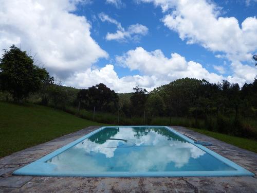 chácara em juquitiba casa toda avarandada c piscina