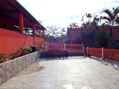 chácara em juquitiba com 3 dormitórios e piscina