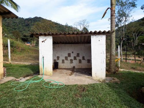 chácara em juquitiba com 3.000 m² para moradia