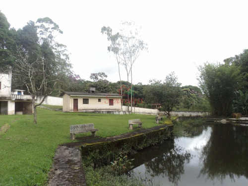 chácara em juquitiba com grande lago