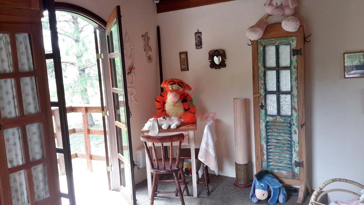 chácara em juquitiba com linda casa e fundos para represa