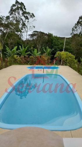 chácara em juquitiba com piscina excelente para lazer