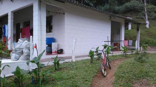 chácara em juquitiba de fácil acesso e ótima casa