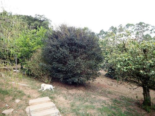 chácara em juquitiba excelente acesso 2 casas e pomar