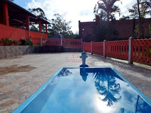 chácara em juquitiba excelente para moradia com piscina