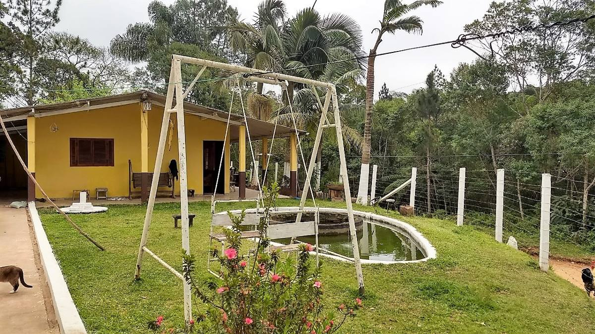 chácara em juquitiba ideal para moradia lago artificial