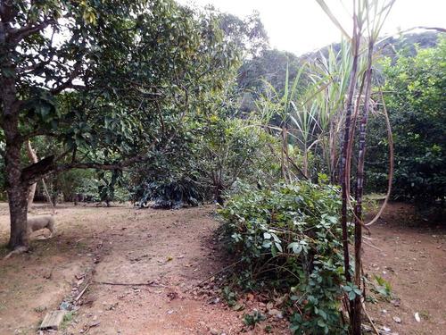 chácara em juquitiba ótima localização belo pomar