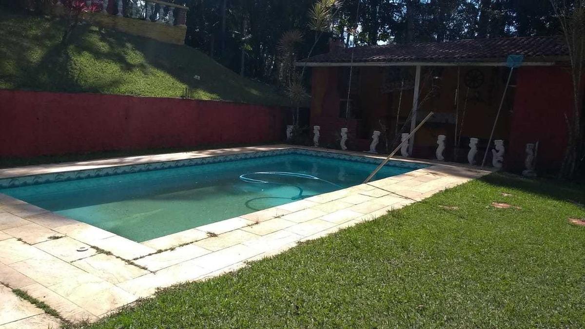 chácara em juquitiba piscina e escritura registrada