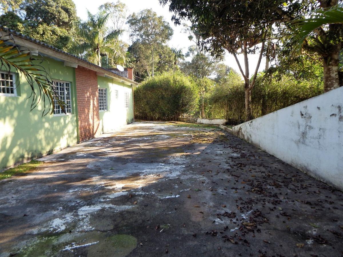 chácara em juquitiba próxima a represa com ótimo terreno