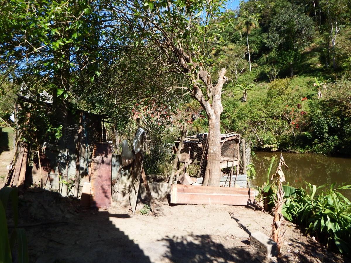 chácara em juquitiba rico em água 2 lagos e nascente