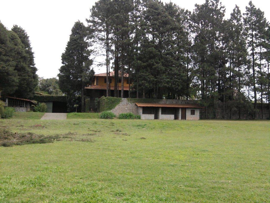 chácara em mairiporã, 5000m² de terreno, escritura.
